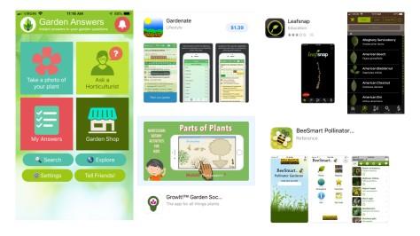 garden tech apps